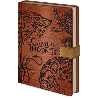 Game of Thrones - Notebook Premium Popstore