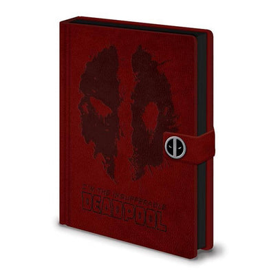 Deadpool - Notebook Premium Popstore