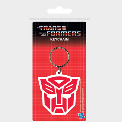 Transformers - Porta-Chaves de Borracha Popstore