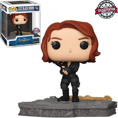 Vingadores - POP! Black Widow Assemble