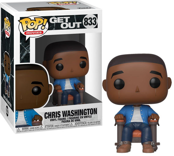 Get Out - POP! Chris Hypnosis FUNKO