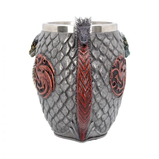 Game of Thrones - Caneca Premium House Targaryen - Popstore