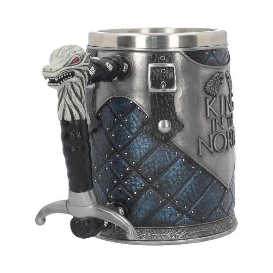 Game of Thrones - Caneca Premium King in the North - Popstore