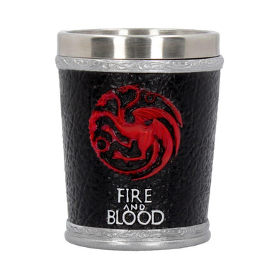 Game of Thrones - Copo de Shot Fire and Blood - Popstore