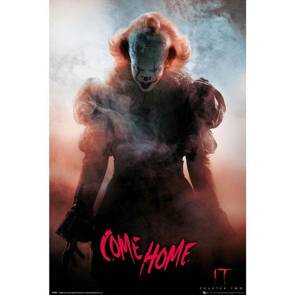 IT Chapter 2 - Poster Come Home Popstore