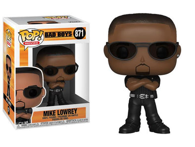 Bad Boys - POP! Mike Lowrey FUNKO