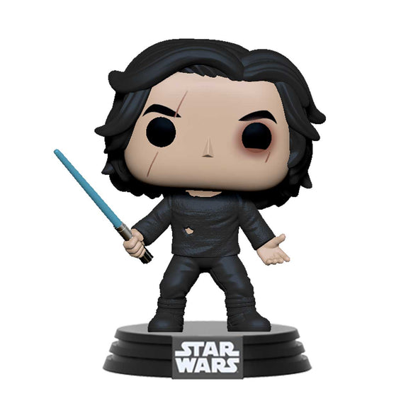 Star Wars - POP! Ben Solo w/ Blue Saber *Pré-venda*