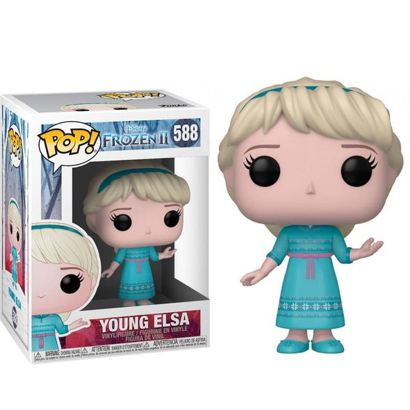 Frozen - POP! Young Elsa FUNKO