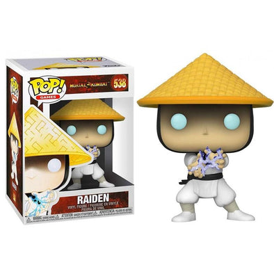 Mortal Kombat - POP! Raiden FUNKO