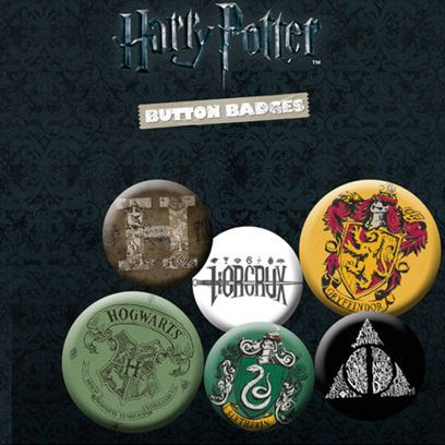 Harry Potter - Pack Pins Popstore