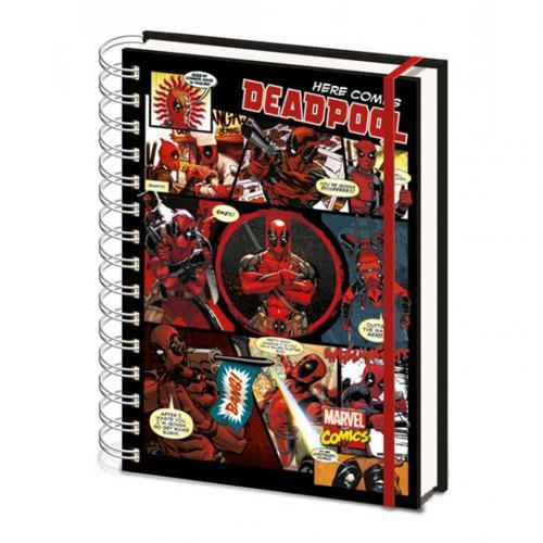Deadpool - Notebook Popstore