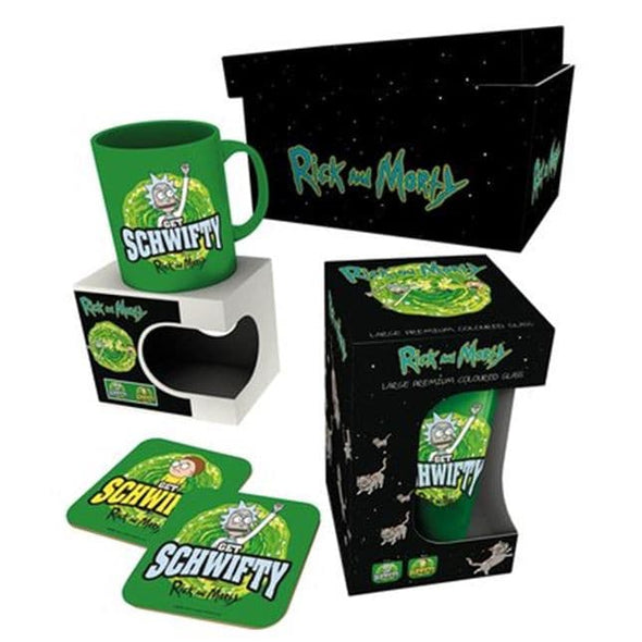 Rick And Morty - Gift Box Get Schwifty Popstore
