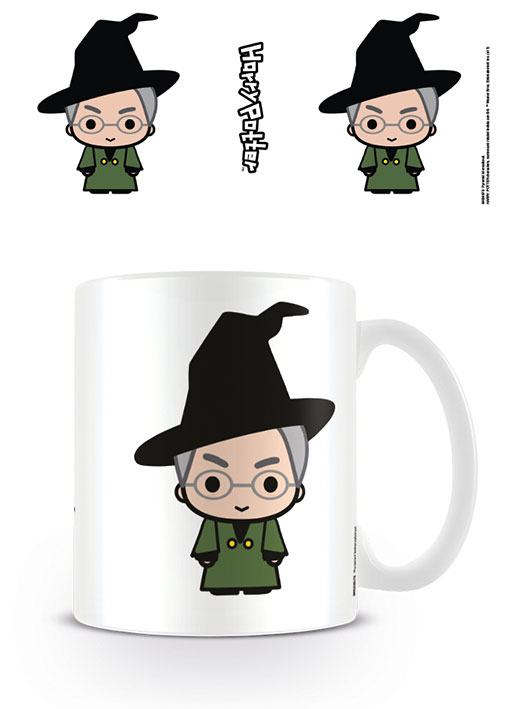 Harry Potter - Caneca Minerva McGonagall