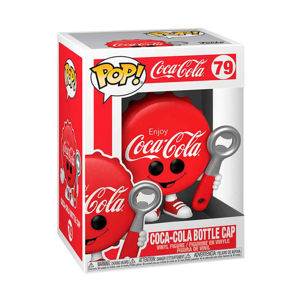Coca-Cola -POP! Bottle Cap  *Pré-Venda*