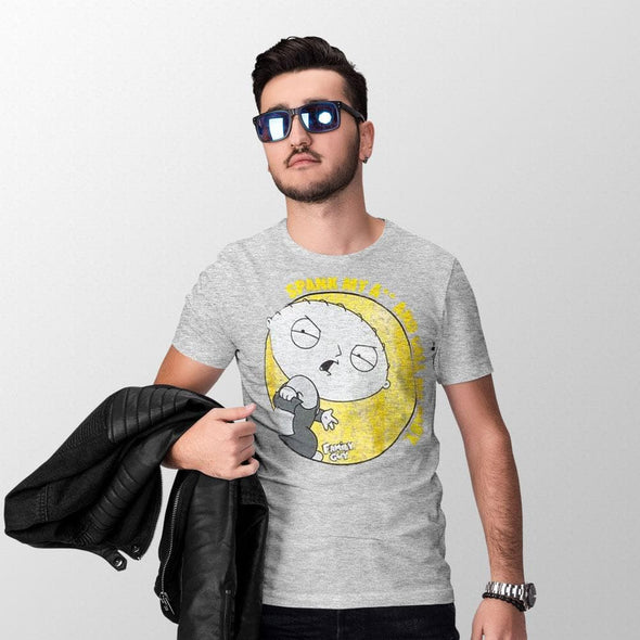 Family Guy - T-shirt Spank My A** Popstore