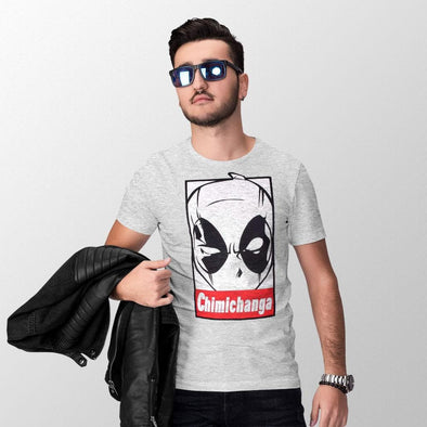 Deadpool - T-shirt Chimichanga Popstore