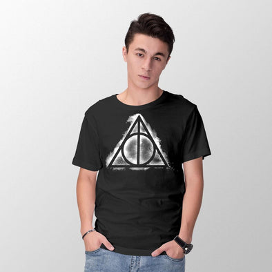 Harry Potter - T-shirt Deathly Hallows Popstore