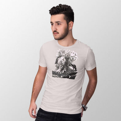 Dragon Ball - T-shirt Grupo Saiyan Popstore