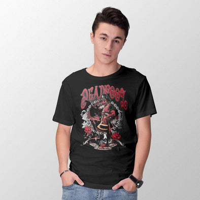 Deadpool - T-shirt Pirate Bay Popstore