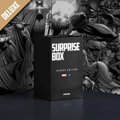 Surprise Box - Heroes Edition DELUXE - Popstore