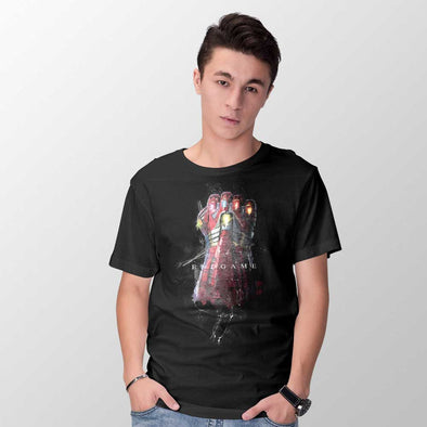 Iron Man - T-shirt Endgame Popstore
