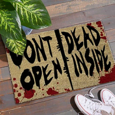 Walking Dead - Tapete Don't Open | Dead Inside Popstore