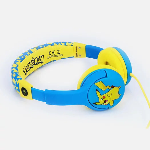Pokémon - Headphones Júnior (Pikachu)-#