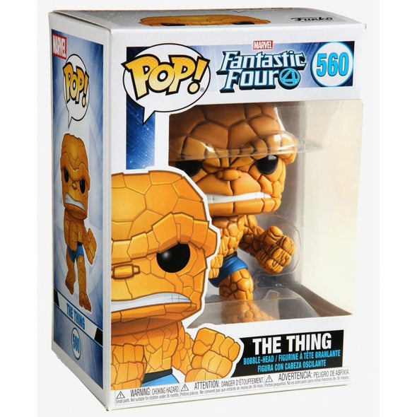 Fantastic Four - POP! The Thing FUNKO