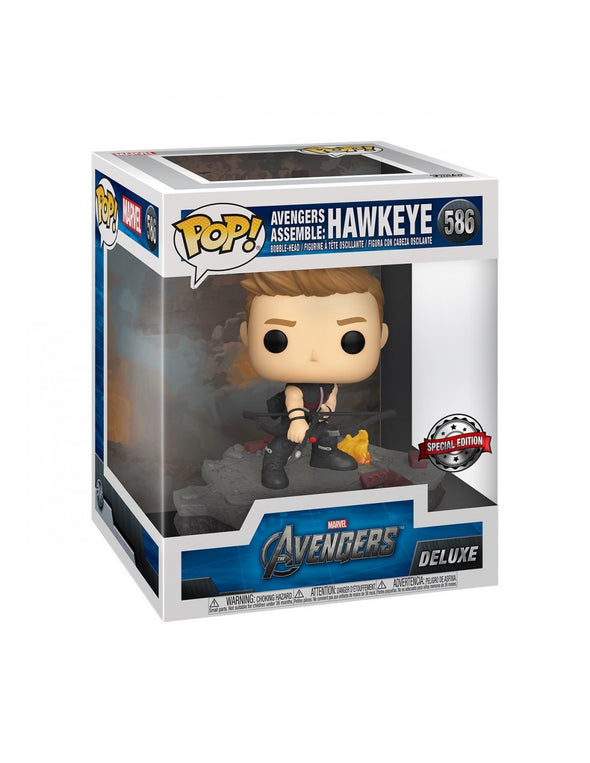 Vingadores - POP! Hawkeye Assemble