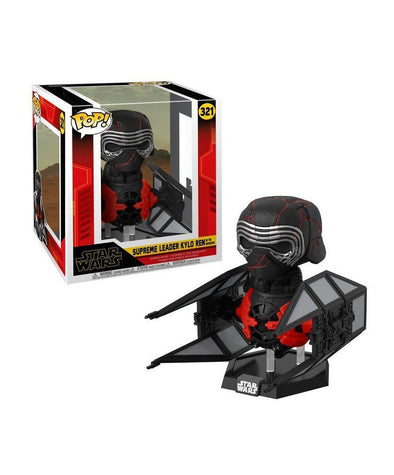 Star Wars - POP! Kylo Ren Surpreme Leader in the Whisper FUNKO