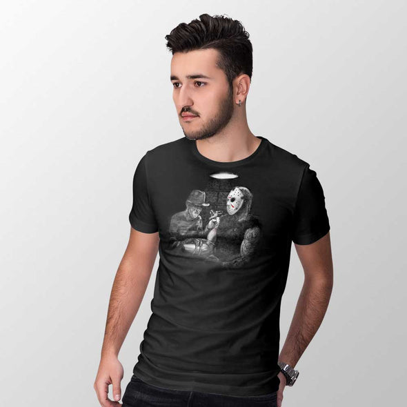 Friday the 13th - T-shirt Freddy Tatoo Popstore