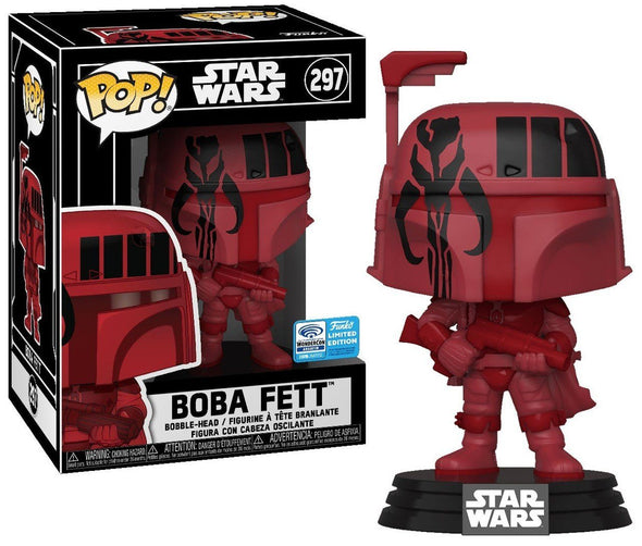 Star Wars - POP! Boba Fett FUNKO