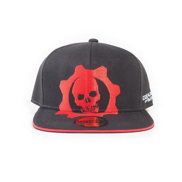 Gears of War - Chapéu Red Helmet Popstore