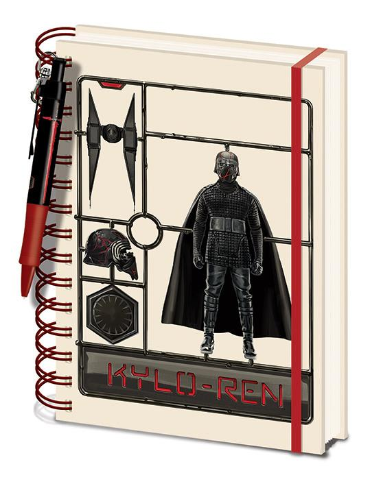 Star Wars - Notebook Kylo with Pen Popstore