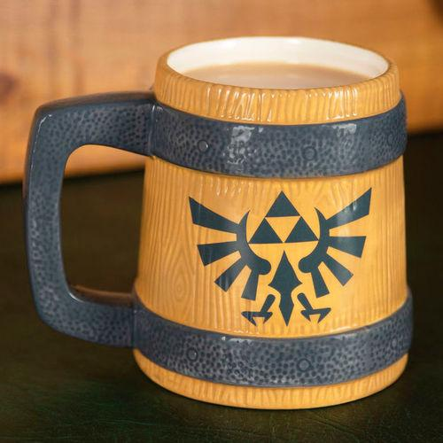 The Legend of Zelda - Caneca Hyrule Chest Popstore