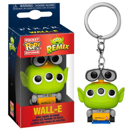 Toy Story - Porta-Chaves POP! Alien Remix Wall-E FUNKO