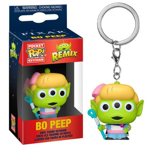 Toy Story - Porta-Chaves POP! Alien Remix Bo Peep FUNKO