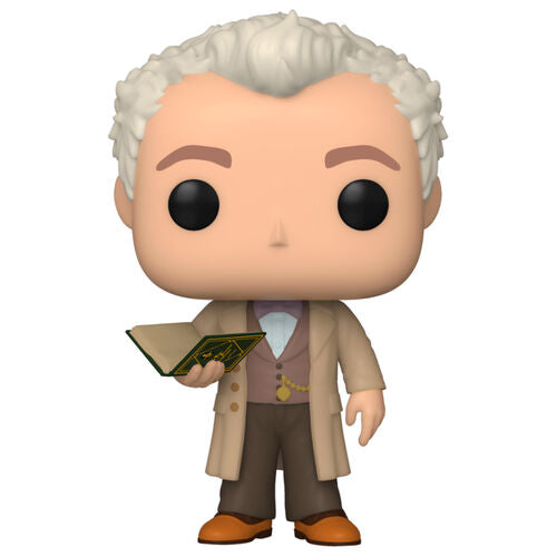 Good Omens - POP! Aziraphale w/ Book