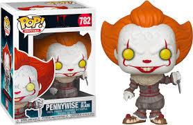 IT - POP! Pennywise w/ Blade FUNKO
