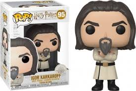 Harry Potter - POP! Igor Karkaroff (Yule) FUNKO