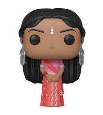 Harry Potter - POP! Padma Patil (Yule) FUNKO