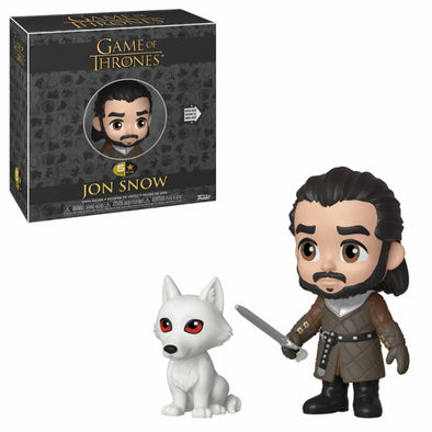 Game of Thrones -5-Star Jon Snow - Popstore