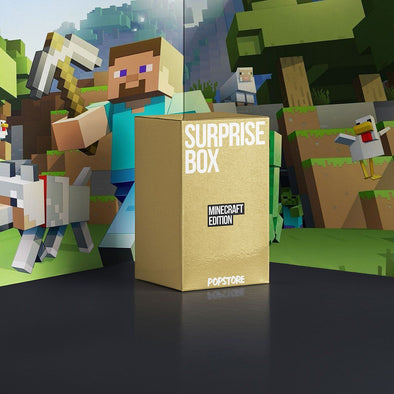 Surprise Box - Minecraft Edition Popstore
