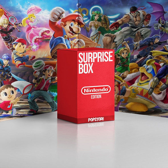 Surprise Box - Nintendo Edition - Popstore