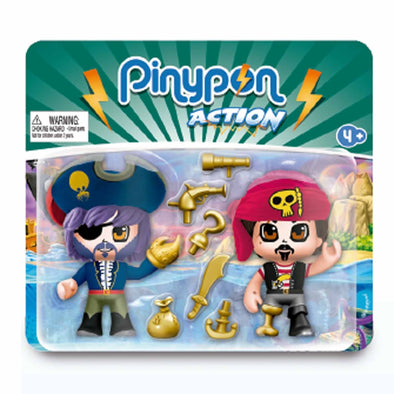Pinypon - Piratas Pack 2