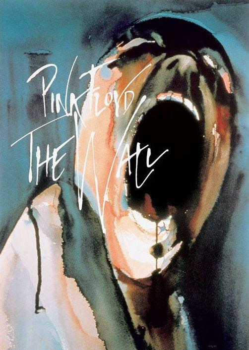 Pink Floyd - Poster The Wall - Popstore