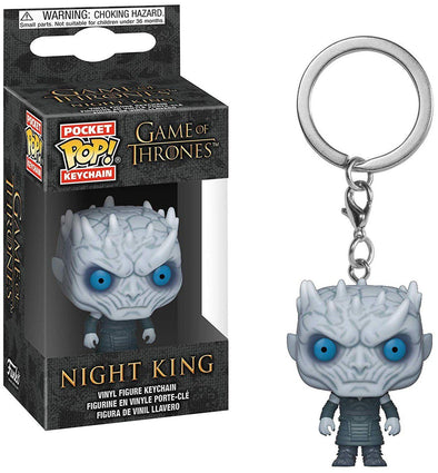 Game of Thrones - Porta-Chaves POP! Night King - Popstore