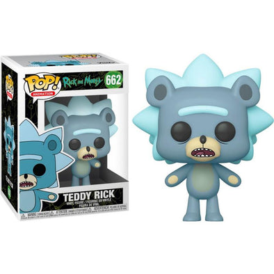 Rick and Morty - POP! Teddy Rick FUNKO