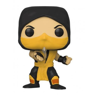 Mortal Kombat - POP! Scorpion FUNKO