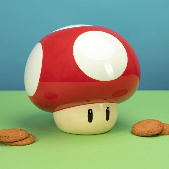 Super Mario - Cookie Jar Popstore
